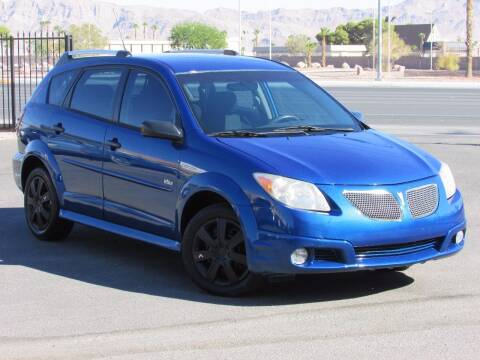 2007 Pontiac Vibe for sale at Best Auto Buy in Las Vegas NV