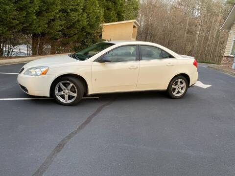 2008 Pontiac G6 for sale at Paramount Autosport in Kennesaw GA