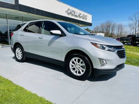 2018 Chevrolet Equinox for sale at RUSTY WALLACE CADILLAC GMC KIA in Morristown TN