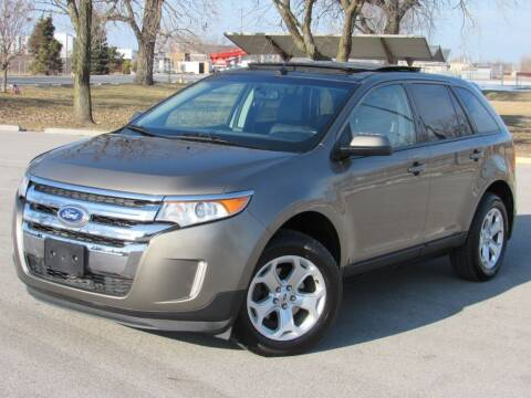 2013 Ford Edge for sale at Highland Luxury in Highland IN