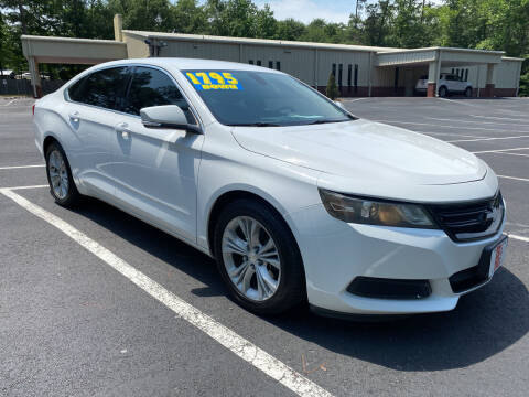 2014 Chevrolet Impala for sale at B & M Car Co in Conroe TX