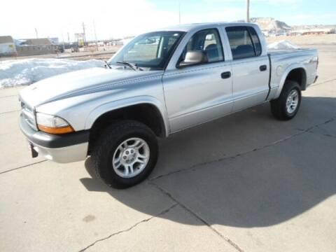 2004 Dodge Dakota for sale at Twin City Motors in Scottsbluff NE