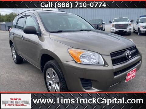 2010 Toyota RAV4 for sale at TTC AUTO OUTLET/TIM'S TRUCK CAPITAL & AUTO SALES INC ANNEX in Epsom NH