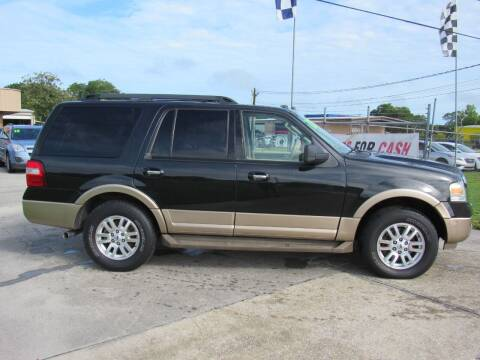 2012 Ford Expedition for sale at Checkered Flag Auto Sales NORTH in Lakeland FL