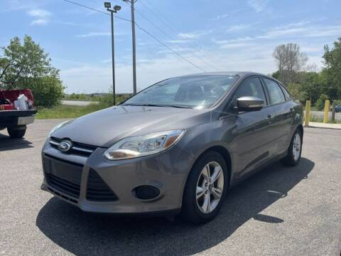 2013 Ford Focus for sale at Instant Auto Sales in Chillicothe OH