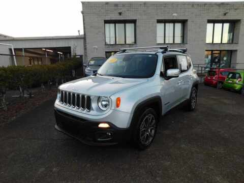 2017 Jeep Renegade for sale at Paniagua Auto Mall in Dalton GA