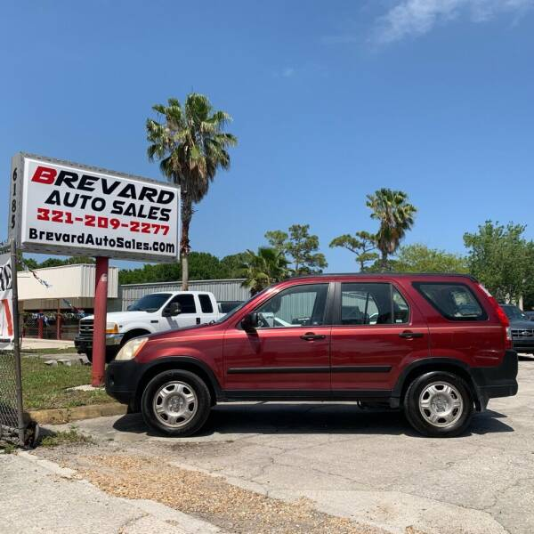 2005 Honda CR-V for sale at Brevard Auto Sales in Palm Bay FL