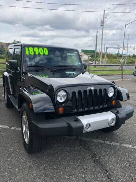 2011 Jeep Wrangler for sale at Cool Breeze Auto in Breinigsville PA