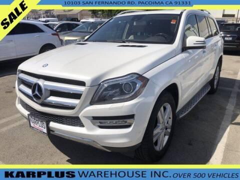 2013 Mercedes-Benz GL-Class for sale at Karplus Warehouse in Pacoima CA