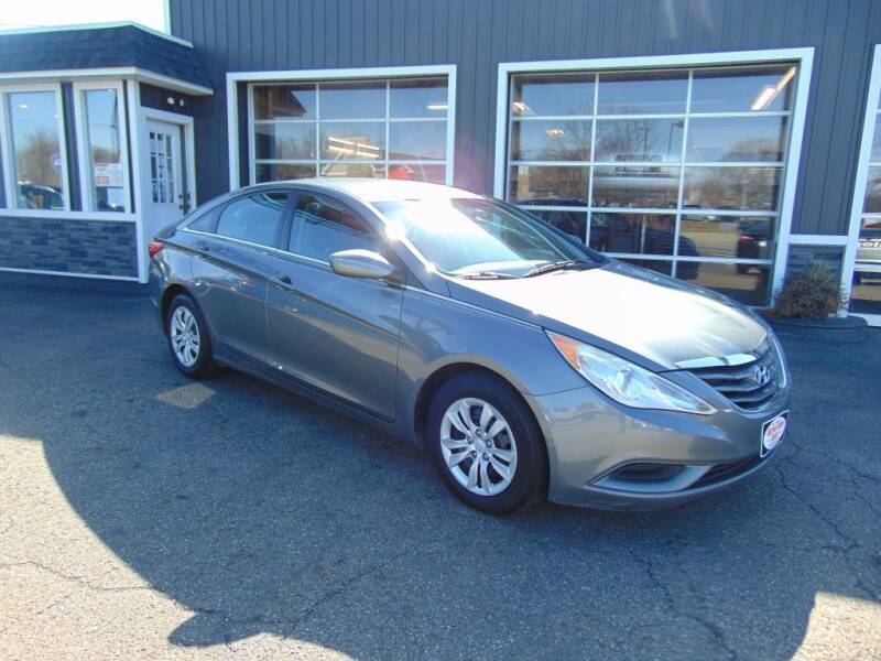 2012 Hyundai Sonata for sale at Akron Auto Sales in Akron OH