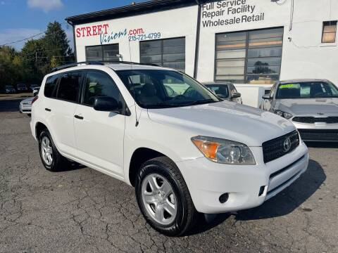 2007 Toyota RAV4 for sale at Street Visions in Telford PA