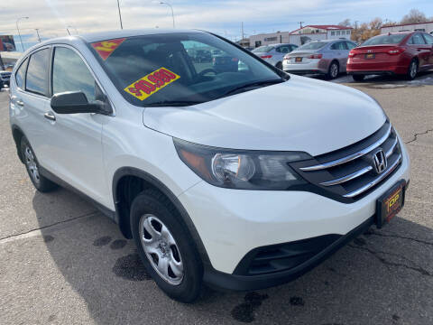 2014 Honda CR-V for sale at Top Line Auto Sales in Idaho Falls ID