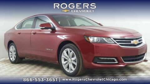 2020 Chevrolet Impala for sale at ROGERS  AUTO  GROUP in Chicago IL