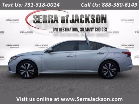 2019 Nissan Altima for sale at Serra Of Jackson in Jackson TN