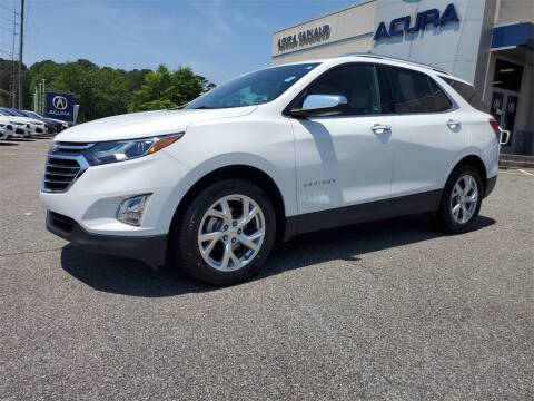 2019 Chevrolet Equinox for sale at CU Carfinders in Norcross GA