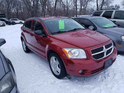 2008 Dodge Caliber for sale at Northwoods Auto & Truck Sales in Machesney Park IL