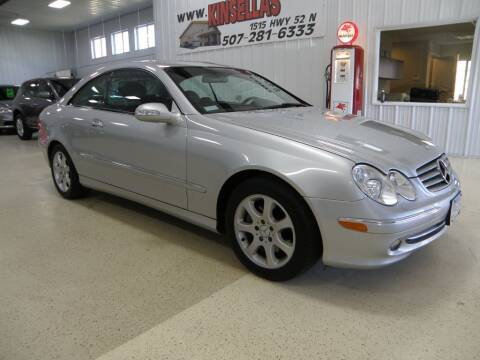 2004 Mercedes-Benz CLK for sale at Kinsellas Auto Sales in Rochester MN