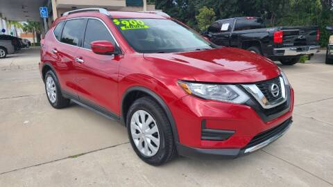 2017 Nissan Rogue for sale at Dunn-Rite Auto Group in Longwood FL