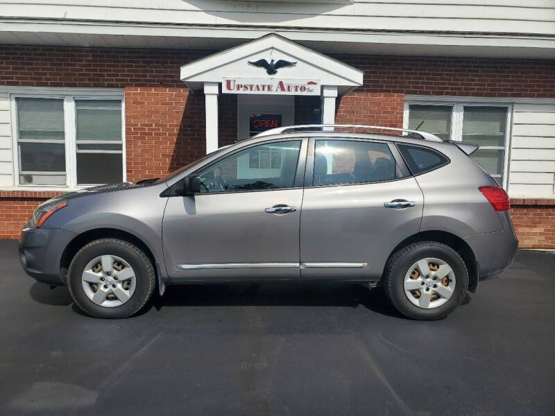2015 Nissan Rogue Select for sale at UPSTATE AUTO INC in Germantown NY