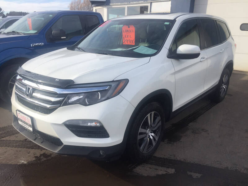 2018 Honda Pilot for sale at Flambeau Auto Expo in Ladysmith WI