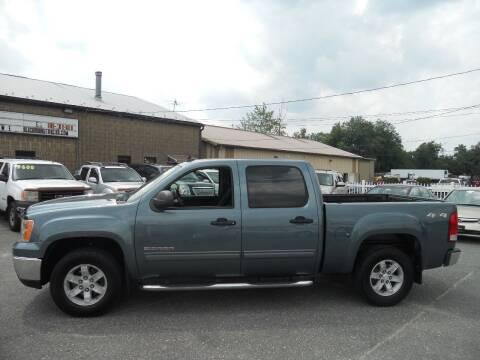 2011 GMC Sierra 1500 for sale at All Cars and Trucks in Buena NJ