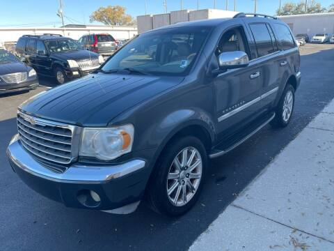2007 Chrysler Aspen for sale at Ultimate Autos of Tampa Bay LLC in Largo FL