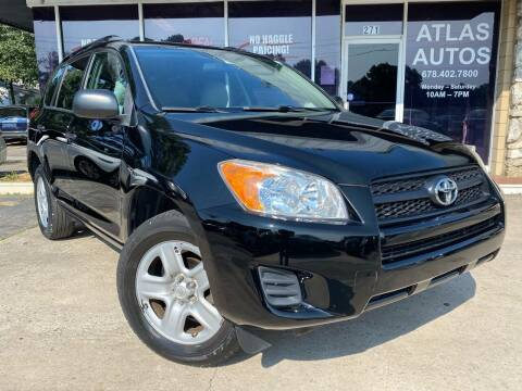 2011 Toyota RAV4 for sale at ATLAS AUTOS in Marietta GA