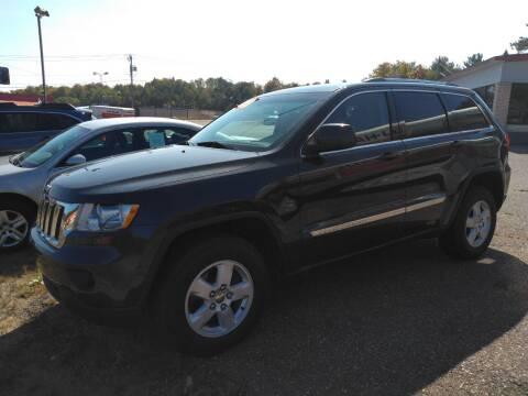 2011 Jeep Grand Cherokee for sale at Pepp Motors in Marquette MI