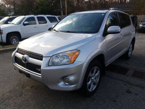 2012 Toyota RAV4 for sale at AMA Auto Sales LLC in Ringwood NJ