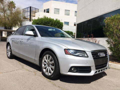 2009 Audi A4 for sale at Nevada Credit Save in Las Vegas NV