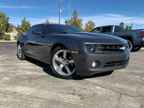 2011 Chevrolet Camaro for sale at Boktor Motors in Las Vegas NV