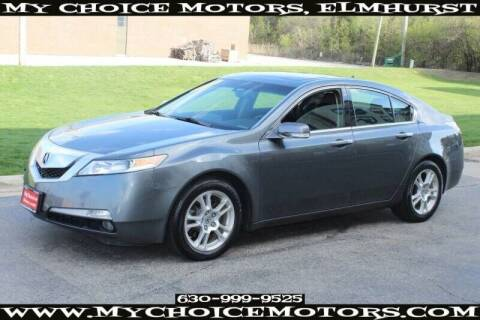 2011 Acura TL for sale at My Choice Motors Elmhurst in Elmhurst IL