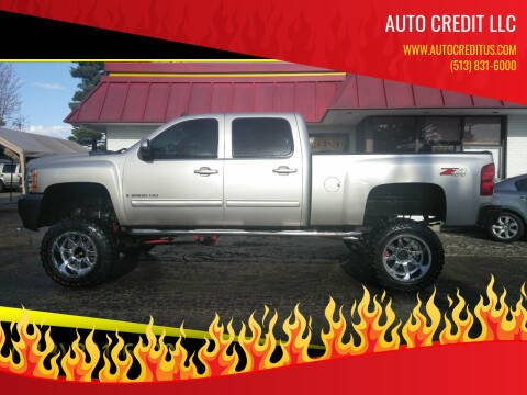 2009 Chevrolet Silverado 2500HD for sale at Auto Credit LLC in Milford OH