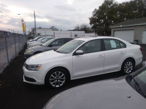 2011 Volkswagen Jetta for sale at 28TH STREET AUTO SALES AND SERVICE in Wilmington DE