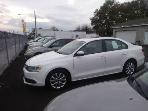 2011 Volkswagen Jetta for sale at 28TH STREET AUTO SALES AND SERVICE in Wilmington DE