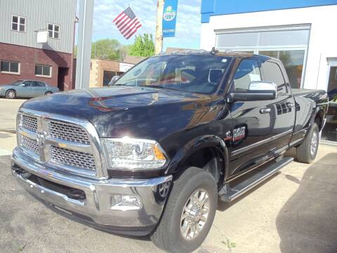 2015 RAM Ram Pickup 2500 for sale at Chief Automotive, Inc. in Bonduel WI