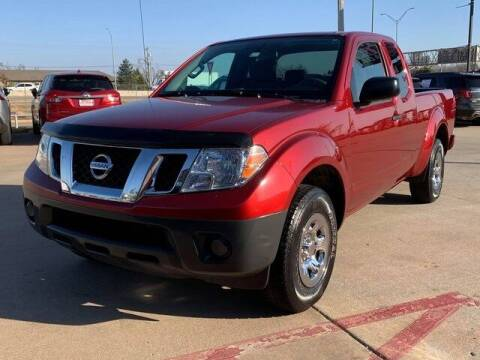 2017 Nissan Frontier for sale at Bryans Car Corner in Chickasha OK
