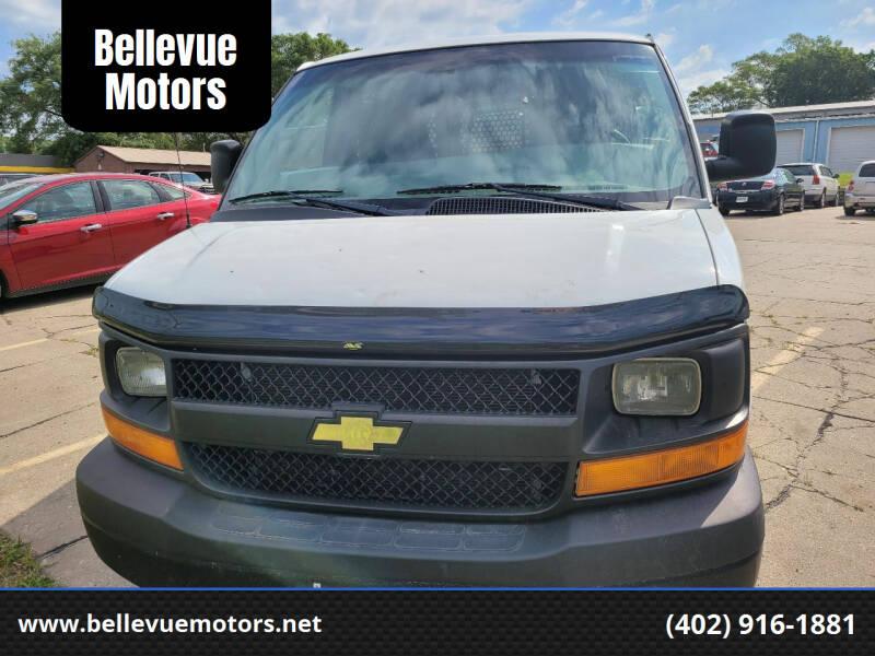 2015 Chevrolet Express Cargo for sale at Bellevue Motors in Bellevue NE