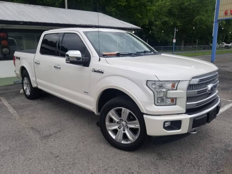 2017 Ford F-150 for sale at G T Auto Group in Goodlettsville TN