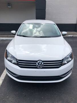 2014 Volkswagen Passat for sale at SBC Auto Sales in Houston TX
