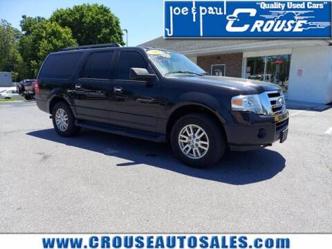 2013 Ford Expedition EL for sale at Joe and Paul Crouse Inc. in Columbia PA