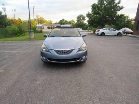 2005 Toyota Camry Solara for sale at Heritage Truck and Auto Inc. in Londonderry NH