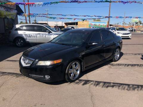 2008 Acura TL for sale at Valley Auto Center in Phoenix AZ