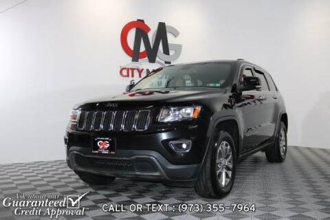 2014 Jeep Grand Cherokee for sale at City Motor Group, Inc. in Wanaque NJ