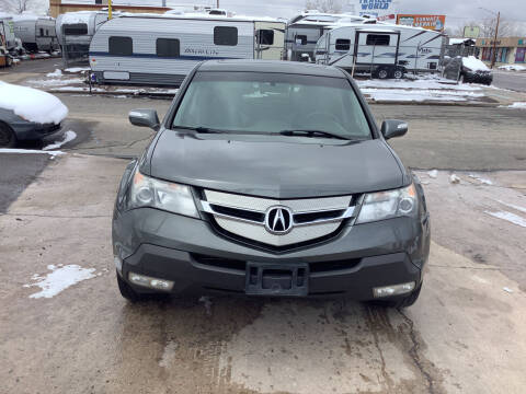 2007 Acura MDX for sale at GPS Motors in Denver CO
