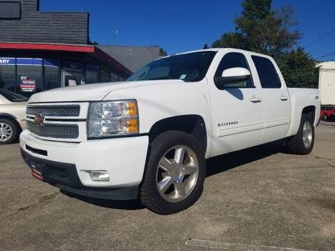 2012 Chevrolet Silverado 1500 for sale at Import Performance Sales - Henderson in Henderson NC