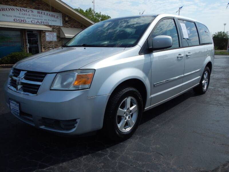 2008 Dodge Grand Caravan for sale at Browning's Reliable Cars & Trucks in Wichita Falls TX