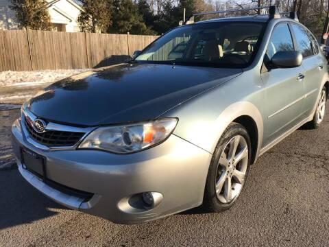 2009 Subaru Impreza for sale at ALL Motor Cars LTD in Tillson NY