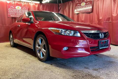 2012 Honda Accord for sale at Roberts Auto Services in Latham NY