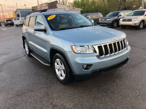 2013 Jeep Grand Cherokee for sale at LexTown Motors in Lexington KY